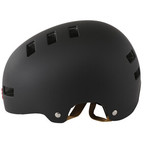 bluegrass Super Bold Dirt-Helmet matt black/brown